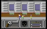 Wild Streets Commodore 64 Surrounded.