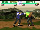 Tekken 2 Arcade Power punch