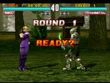 Tekken 3 Arcade Fighters introduction