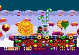 Zool Genesis Hit this button to restart the level at this point