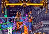 Double Dragon Arcade Brothers duel