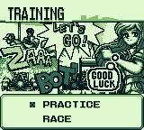 F1 Pole Position Game Boy Training (F1 Pole Position).