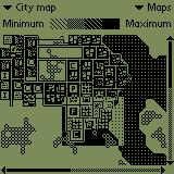 SimCity Palm OS The city is growing