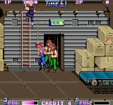 Double Dragon II: The Revenge Arcade Escape