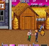 Double Dragon II: The Revenge Arcade Village