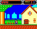 Wonder Boy in Monster World SEGA Master System Starting Out