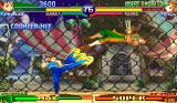 Street Fighter Alpha 3 Arcade Very Fast Kick.