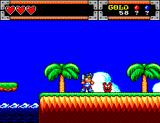 "Wonder Boy in Monster World SEGA Master System Wasn't he from ""Wonder Boy III: The Dragon's Trap""?"