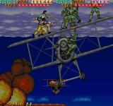 The Cliffhanger: Edward Randy Arcade Sky battle