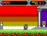 Wonder Boy in Monster World SEGA Master System Queen Eleanora