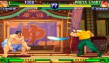 Street Fighter Alpha 3 Arcade Sonic Boom!