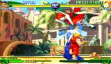 Street Fighter Alpha 3 Arcade Shouyruken!