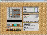 Exile III: Ruined World Windows 3.x A storeroom with the player characters' gear. More items can be stored here later.