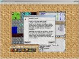 Exile III: Ruined World Windows 3.x You can read books to get some background information on the lore of the game world.