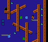 Alfred Chicken NES Watch out for the blue cannonball