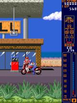 Rally Bike Arcade Re-Fueling.