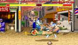 Super Street Fighter II Arcade Cammy's legs drill