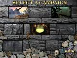 Heroes of Might and Magic III: The Restoration of Erathia Windows select a campaign