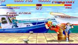 Super Street Fighter II Arcade Chun Li's super kicks