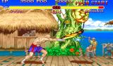 Super Street Fighter II Arcade Sagat missed Blanca