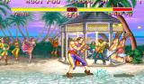 Super Street Fighter II Arcade Vega stunned Balrog