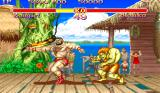 Super Street Fighter II Arcade Red cyclone