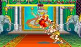 Super Street Fighter II Arcade Failed Dhalsim's 	Yoga Fire