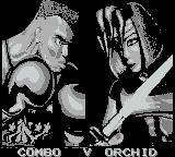 Killer Instinct Game Boy Combo vs orchid
