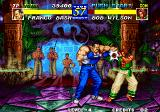 Fatal Fury 3: Road to the Final Victory Arcade Power punch