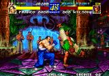 Fatal Fury 3: Road to the Final Victory Arcade Capoeira