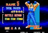 Fatal Fury 3: Road to the Final Victory Arcade Total points