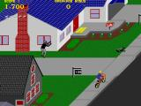 Paperboy Arcade Looks dodgy, watch the dog.