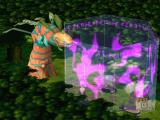 Breath of Fire IV Windows Besides turning into a dragon, you can use spells from other dragons as shown here