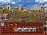 Heroes of Might and Magic III: The Restoration of Erathia Windows in town you can buy your units and build buildings