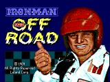 Ivan 'Ironman' Stewart's Super Off Road Arcade Title screen