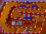 Ivan 'Ironman' Stewart's Super Off Road Arcade Second race