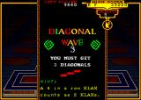 Klax Arcade Diagonals now.
