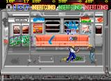 Crime Fighters Arcade Subway stage