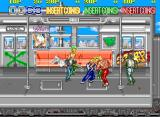 Crime Fighters Arcade Five on one
