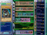 Yu-Gi-Oh! Power of Chaos: Kaiba the Revenge Windows Set up your deck in the deck constructor.  This new version allows you to easily see and sort the cards you have in the right panel.  Check out the new graphics for the Dark Magician!
