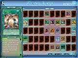 Yu-Gi-Oh! Power of Chaos: Kaiba the Revenge Windows The card list shows what cards you have.  There is the ability to see only the Kaiba cards, or both Kaiba and your imported Yugi cards from the previous version.  The card shown is one of the new spel