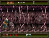 Splatterhouse Arcade The final level is a masochistic exercise