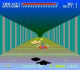 Buck Rogers: Planet of Zoom Arcade Enemy shuttle ahead