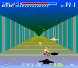 Buck Rogers: Planet of Zoom Arcade Firing