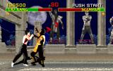 Mortal Kombat Arcade Blood! Game is brutal