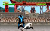 Mortal Kombat Arcade Kano's low spinning kick was good
