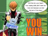 Yu-Gi-Oh! Power of Chaos: Kaiba the Revenge Windows Even if you beat Kaiba, he still has nothing but contempt for your skills as a duelist