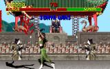 Mortal Kombat Arcade Finish uppercut