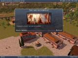 Grand Ages: Rome Windows A successful end to the first tutorial