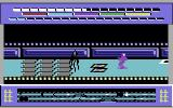 Warrior II Commodore 64 Need speed to jump that gap.